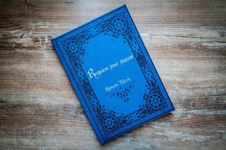 Photobook, requiem pour pianos Romain Thiery photographer