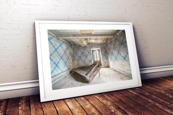achat photographies de romain thiery, buy art print romain thiery abandoned pianos