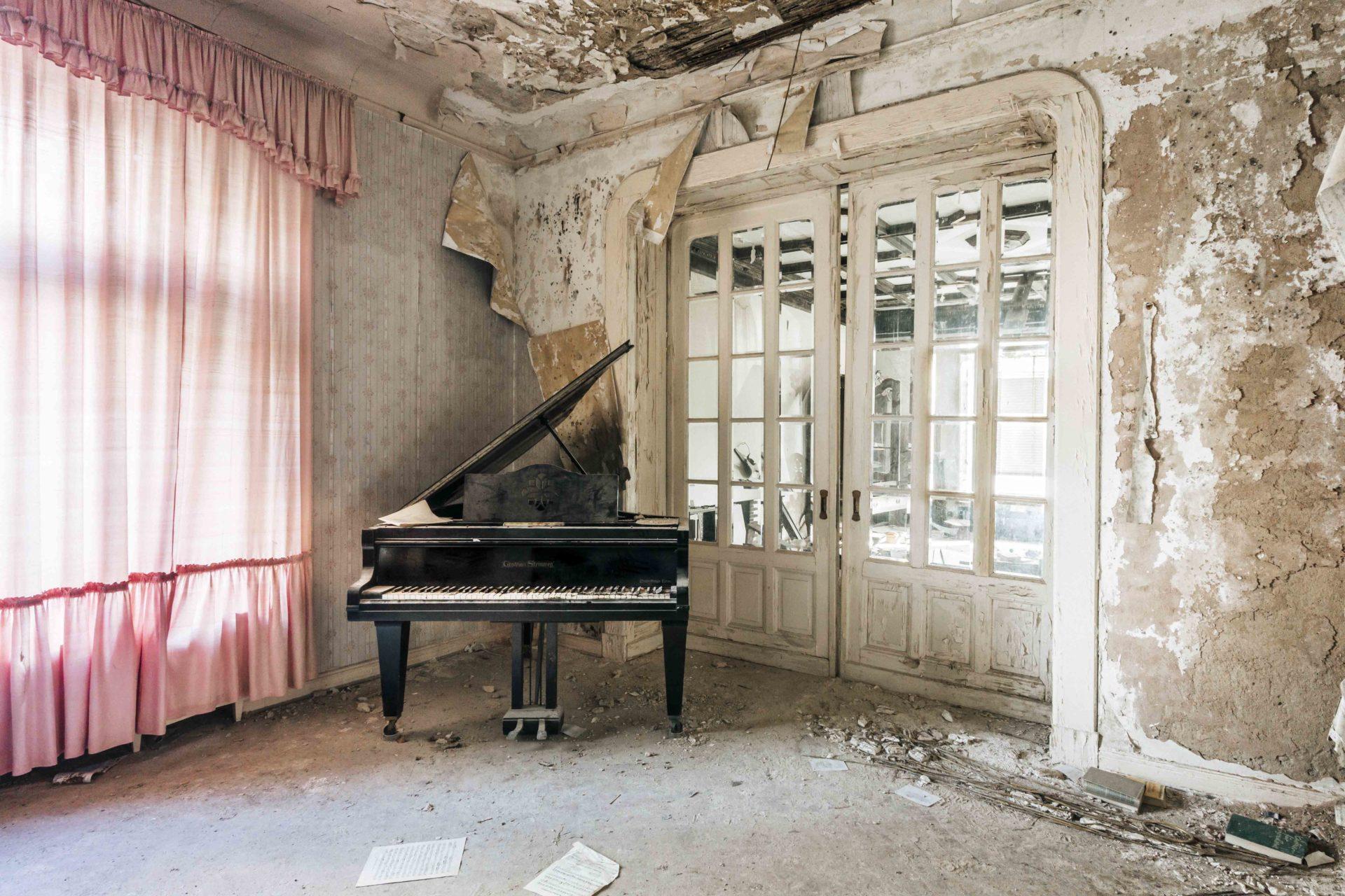 Requiem pour pianos 6 | Serie Requiem pour pianos | Romain Thiery | Germany