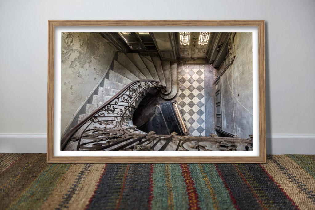 Tirages d'art Romain Thiery, boutique photo, oeuvre photographique encadrée