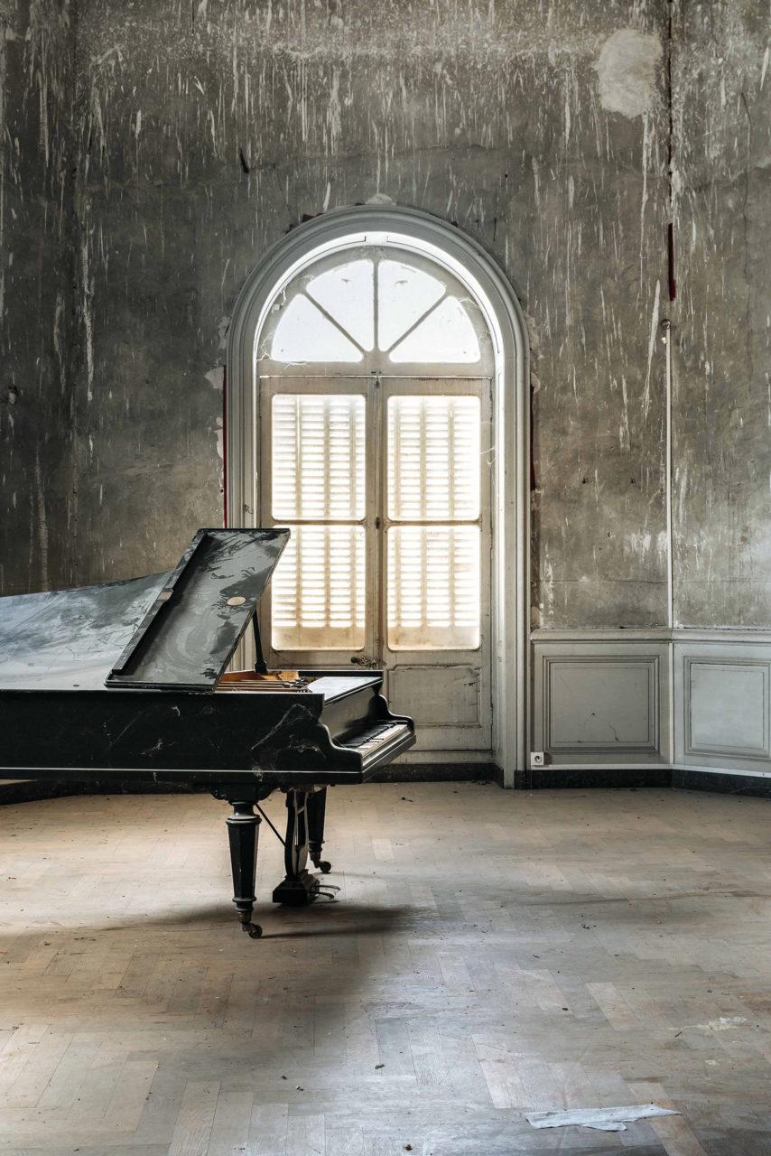 Requiem pour pianos 85 | Serie Requiem pour pianos | Romain Thiery