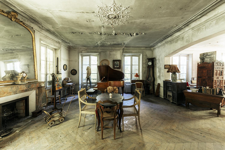 Requiem pour pianos 14 | Serie Requiem pour pianos | Romain Thiery
