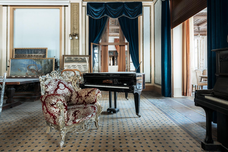 Requiem pour pianos 52 | Serie Requiem pour pianos | Romain Thiery