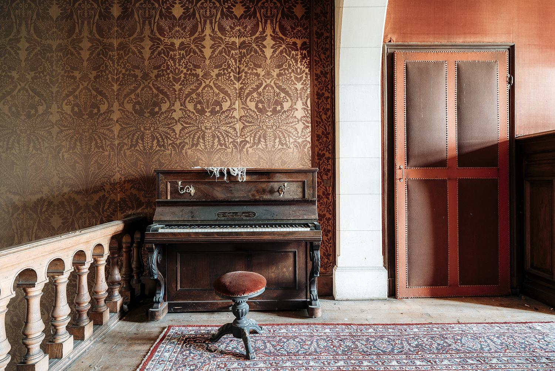 Requiem pour pianos 101 | Serie Requiem pour pianos | Romain Thiery
