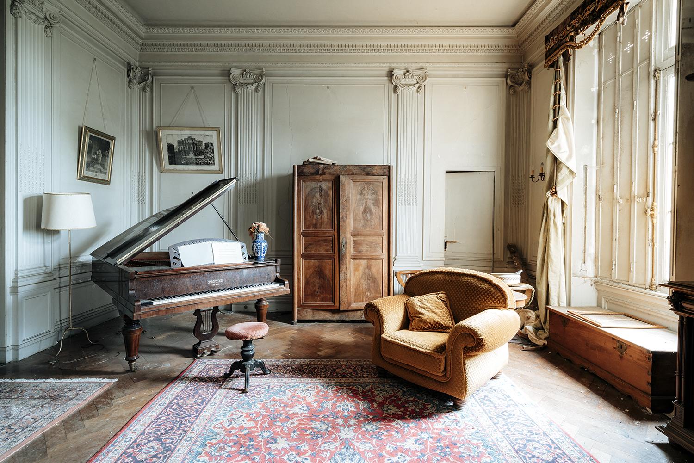 Requiem pour pianos 102 | Serie Requiem pour pianos | Romain Thiery